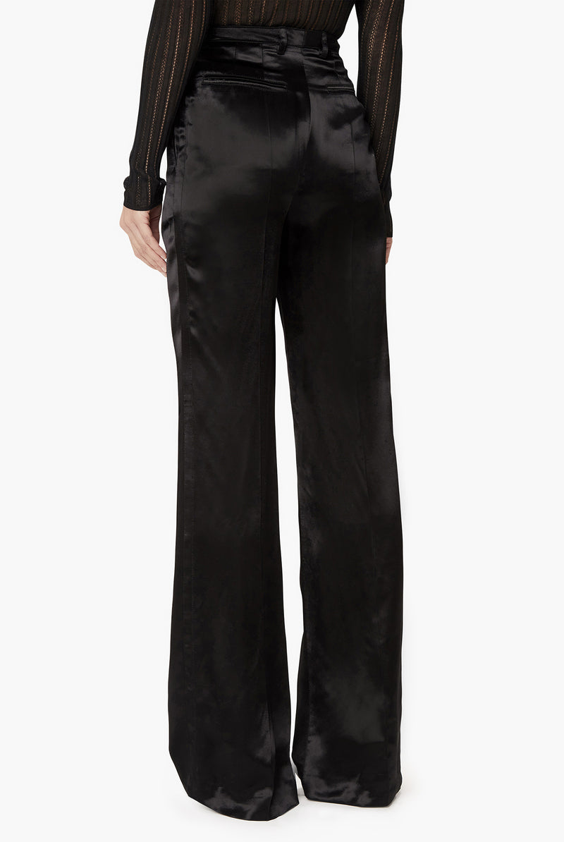 Large Satin Pants