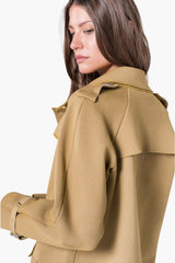 Trench en maille Milano