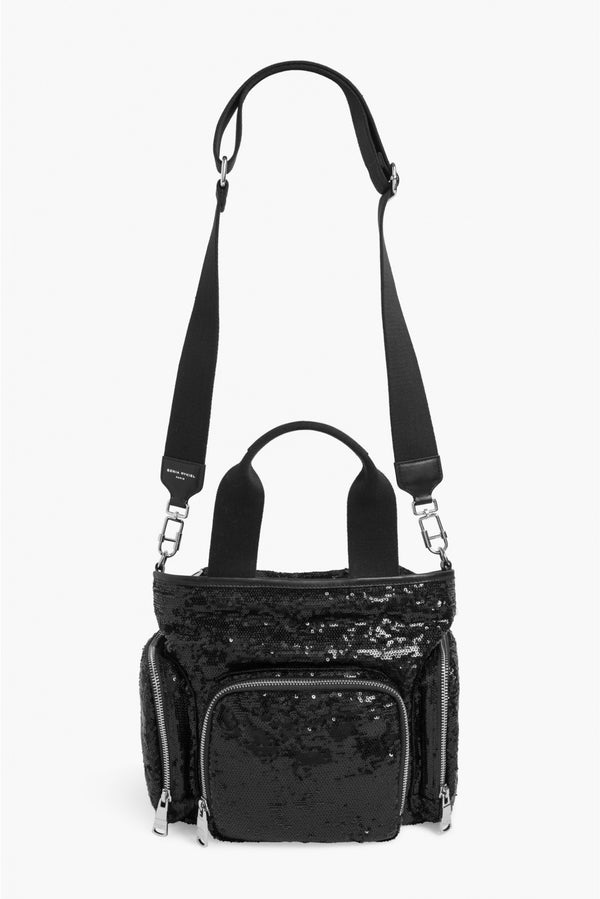Sac Nord/Sud Forever Nylon Paillettes - Sonia Rykiel