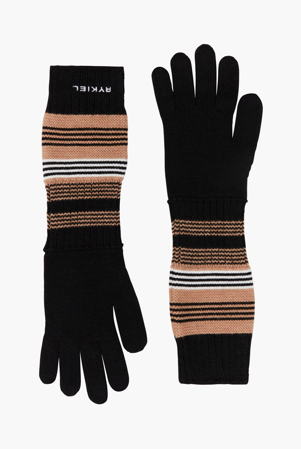 Rykiel Beige Gloves