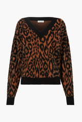 Pull Leopard Col V