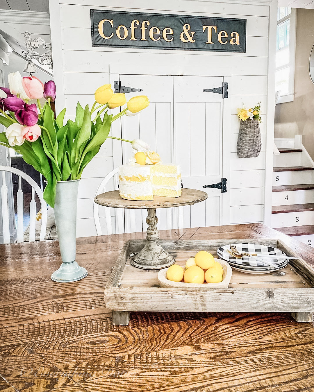 Are You Ready For New Faux Cake Spring Styling