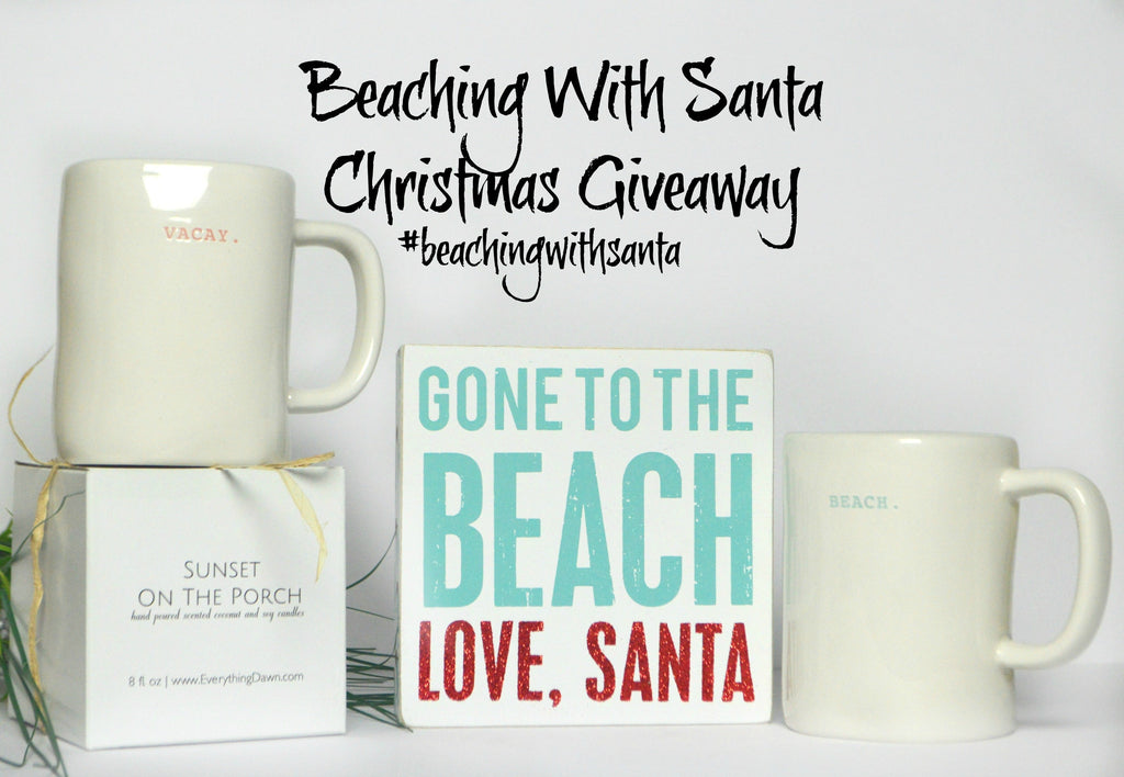 Holiday Craze Calls For A Beach Vacay (And Another Giveaway)