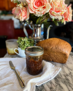 Smashing Peach Jam Recipe