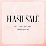 Last Fall Product Launch Flash Sale and Giveaway