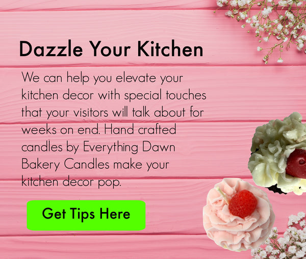 Tips For Candle Kitchen Decor