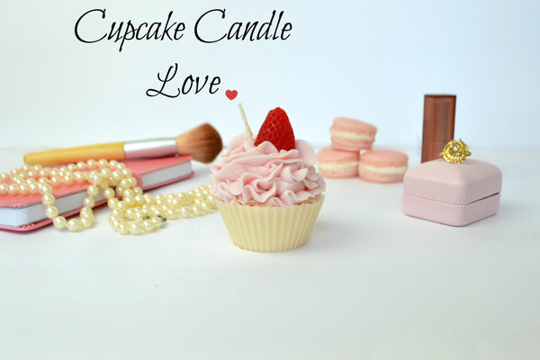 Cupcake Candle Love Collection by Everything Dawn Bakery Candle Treats