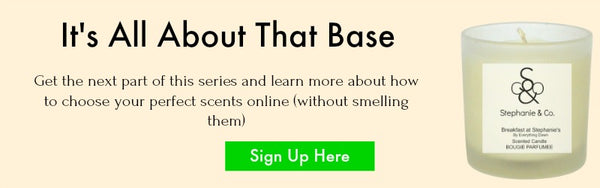 Simple Talk - Uncovering Your True Fragrance Style Series by Everything Dawn Bakery Candles