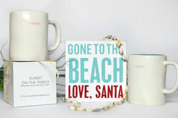 Beaching With Santa Giveaway