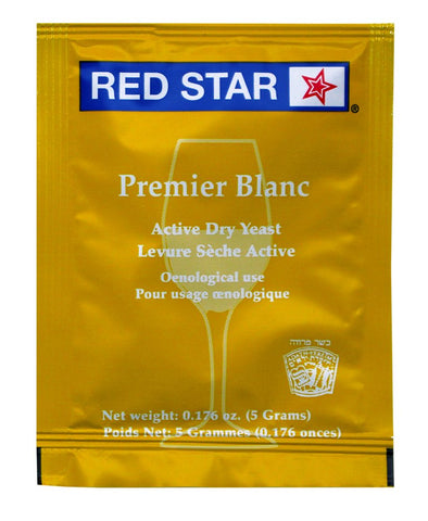 Red Star Red Star Premier Blanc Champagne Yeast
