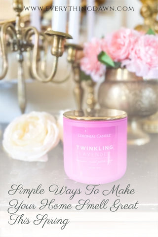 /simple-ways-to-make-your-home-smell-great-this-spring PIN IT