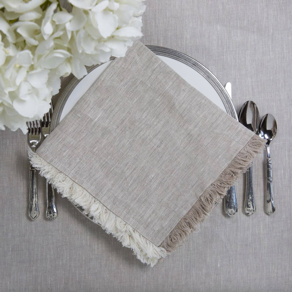 Crown Linen Designs Tuscan Large Napkin