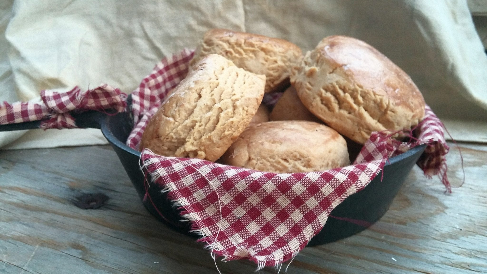 Everything Dawn Bakery Candle Treats Fake Bread Country Biscuits Farmhouse Fake Food