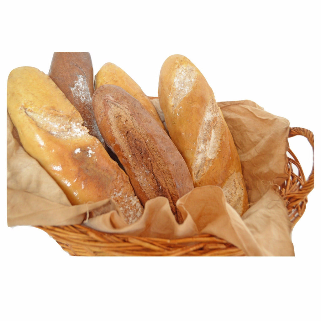 Everything Dawn Bakery Candle Treats Fake Bread Rustic French Bread Loaf Single