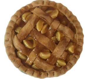 Everything Dawn Bakery Candle Treats Fake Pie Fake Lattice Crust Apple Pie Set