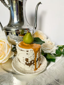 Everything Dawn Fake Cake Autumn Pear Mini Faux Cake