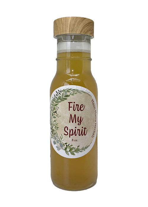Immune Support Duo - Elderberry Syrup and Fire My Spirit Cider