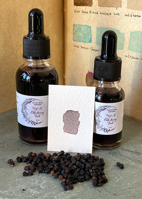 High Street Elderberry Ink
