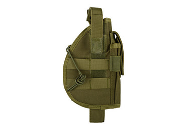 Universal holster with magazine pouch - olive - Jopas Airsoft Europe