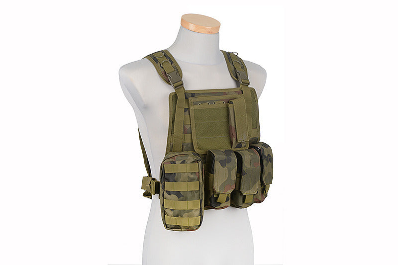 MBSS Tactical Vest - wz.93 Woodland Panther - Jopas Airsoft Europe