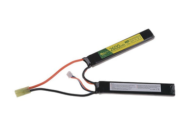 LiPo 7.4V 2600mAh 20C Battery - Butterfly - Jopas Airsoft Europe