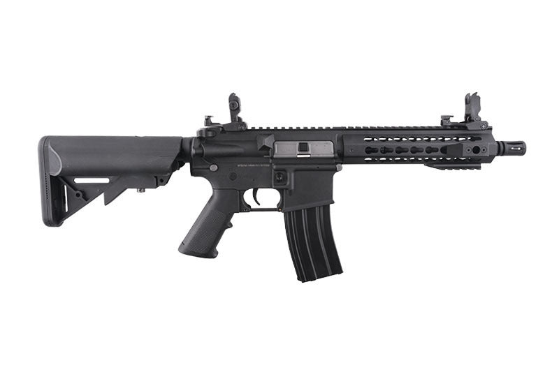 RRA SA-C08 CORE™ carbine replica - black - Includes Battery&Charger - Jopas Airsoft Europe
