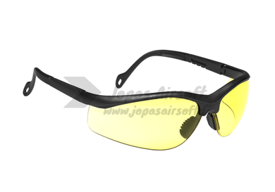 Shooting Glasses Yellow - Jopas Airsoft Europe