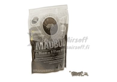 Premium Match/PLA 0.25g Biodegradable BBs  - 4000 BB Bag - Jopas Airsoft Europe