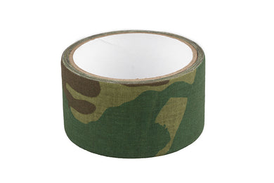 Camouflage tape - Woodland  5cm x 10M - Jopas Airsoft Europe