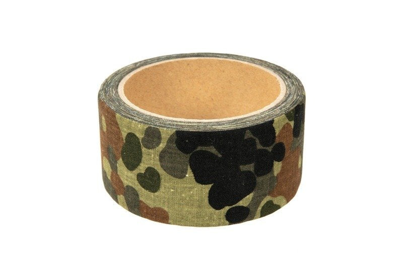 Camouflage Tape - Flecktarn - 10 Meters - Jopas Airsoft Europe