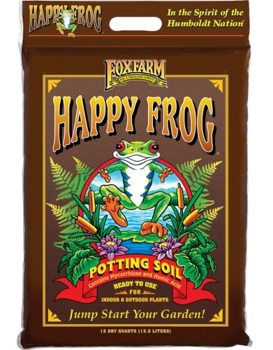Happy Frog Potting Soil - 12 Quart