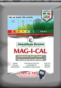 Mag-I-Cal® for Lawns in Acidic Soil - 15,000 Sq Ft