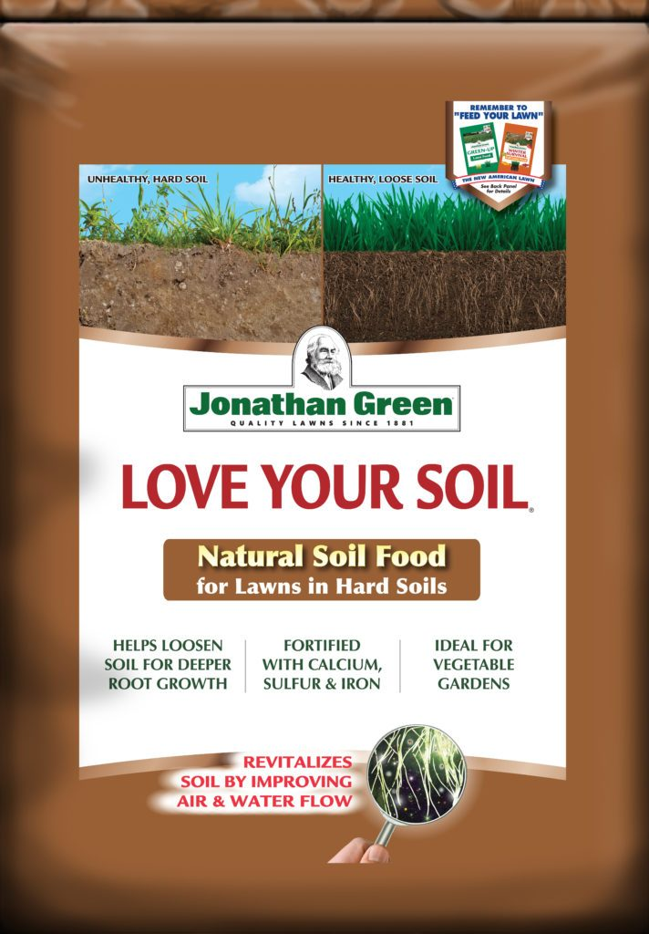 Love Your Soil® - 5,000 Sq Ft
