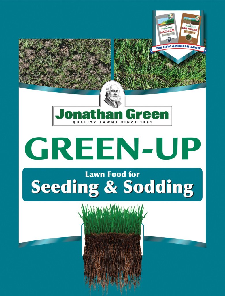 Seeding & Sodding Lawn Food - 1,500 Sq. Ft.