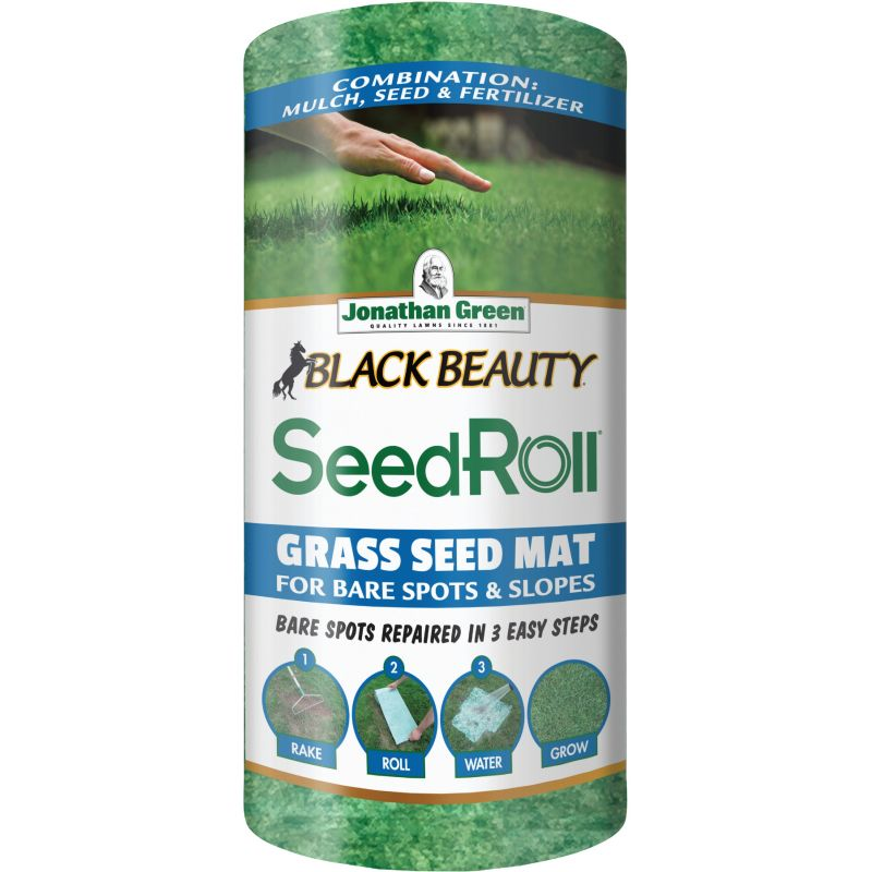 Black Beauty® SeedRoll - 50 Sq. Ft.