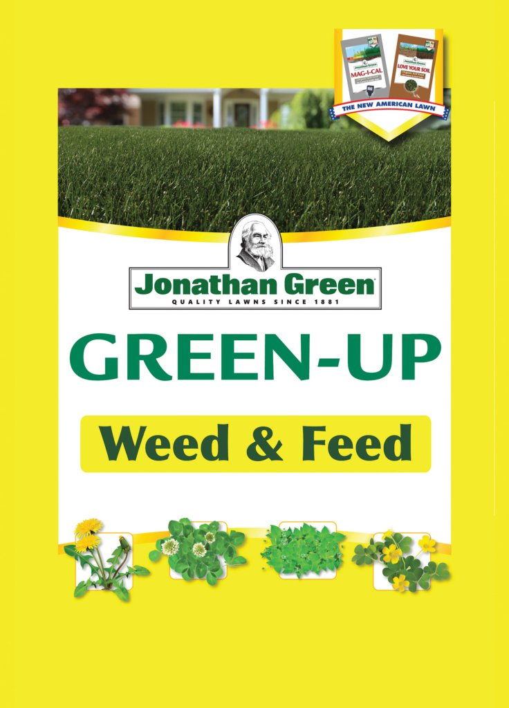 Weed & Feed Lawn Fertilizer - 5,000 Sq. Ft.