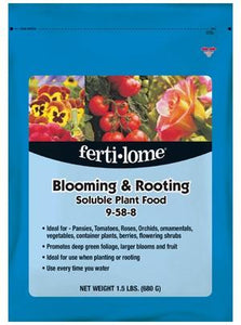 Blooming & Rooting Water-Soluble Fertilizer- 1.5lb