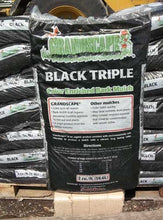 Load image into Gallery viewer, Triple Black Mulch - 2 CF Bag