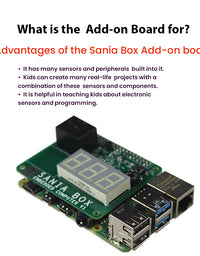 Add-on Board – Develop STEM Skills in Children