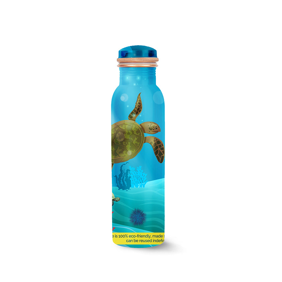 EcoBottles – 100% Pure Copper Water Bottles