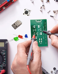 Soldering Practice Kit – Learn Soldering Skills with Moonshot Kit