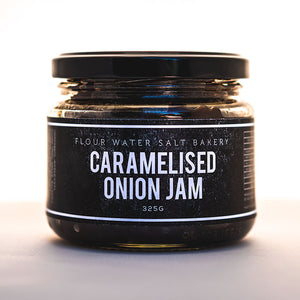 caramelised onion jam