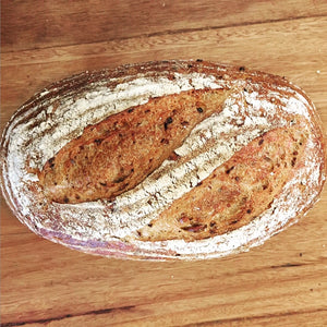 grain vienna sourdough