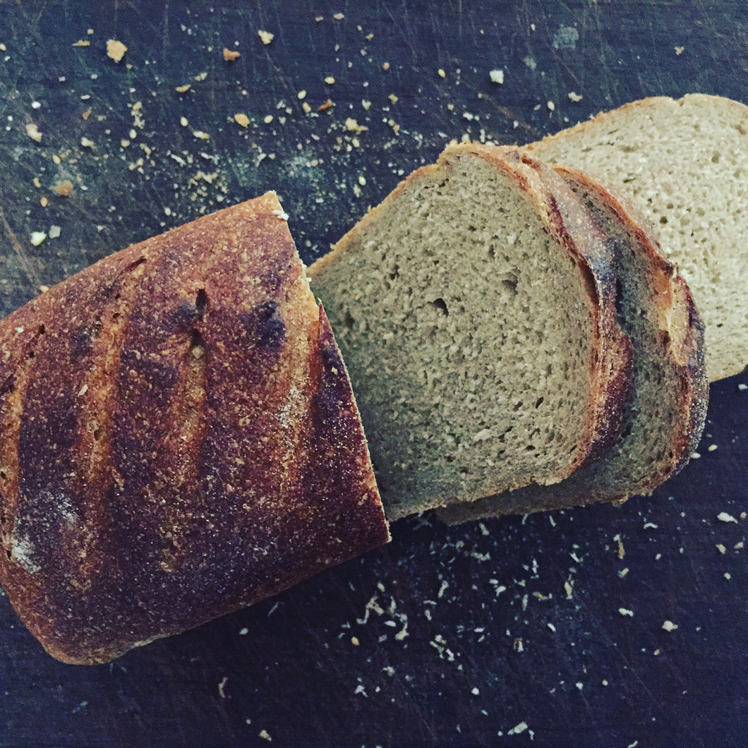 rye sandwich sourdough