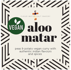 Aloo Matar (Peas & Potato Curry)