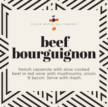Load image into Gallery viewer, beef bourguignon