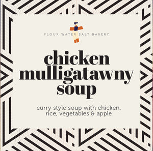chicken mullligatawny soup