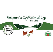 Load image into Gallery viewer, kangaroo valley pastured eggs 700 gram