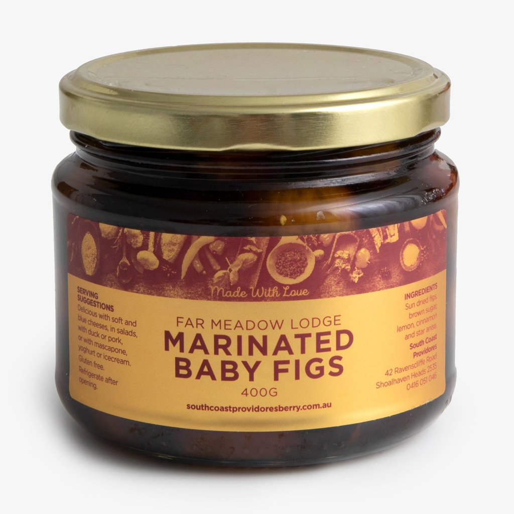 far meadow marinated baby figs