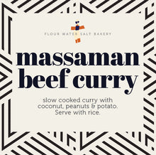 Load image into Gallery viewer, massaman beef curry